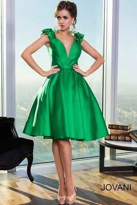 5ad46b1eff0 Jovani JVN53054 Short Cocktail Dress ~LOWEST PRICE GUARANTEE~ NEW Authentic