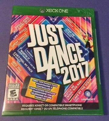 Just Dance 2017 (XBOX ONE) NEW