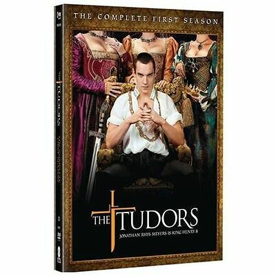 Tudors - The Complete First Season (DVD, 2008, 4-Disc Set) NEW SEALED 1st One 1