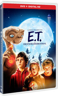 Et The Extra-Terrestrial (2017, DVD NUEVO)2 DISC SET (REGION 1)