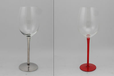 NEW 6 Piece White Wine Glass Set