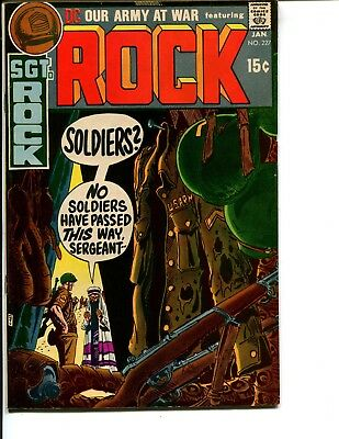 Our Army at War #227 (Jan 1971, DC)