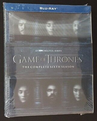 Game of Thrones: The Complete Sixth Season (4 Blu-ray Discs)