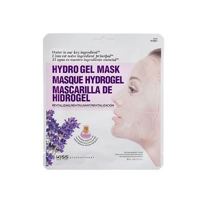 Kiss New York Professional Hydro Gel Face Mask