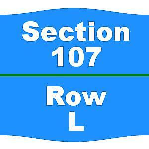 6 Tickets Montreal Canadiens 4/1/18 Bell Centre