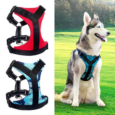 Air Mesh Soft Padded Vest Dog Harness Breathable Dog Puppy Lift Harness S M L XL