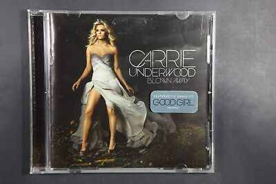 Carrie Underwood  ‎– Blown Away    (C309)