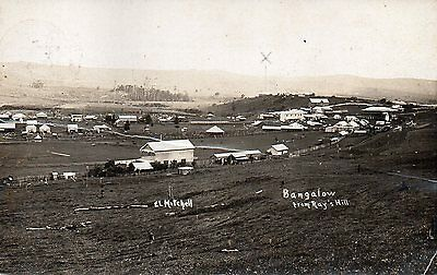 Australia Vintage New South Wales Bangalow From Ray's Hill 1910