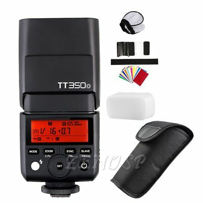 Godox TT350O TTL 2.4G Camera Flash For Olympus Panasonic PL7 P3 G85 LX100