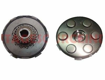 New Vespa Clutch Assembly 20 Teeth Cogs 6 Spring @de
