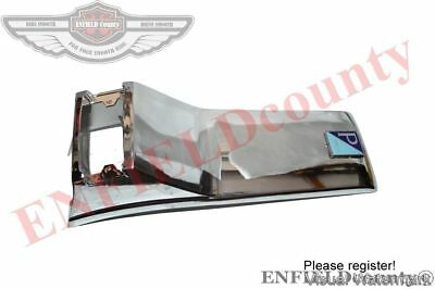 Vespa Chrome Plated Horn Cast Cover Nose Px Px 80-200 Pe Lusso Scoots @de