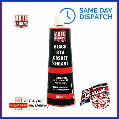 RTV Gasket Maker Silicone Sealant Seal Sump High Temperature Heat Resistant Car