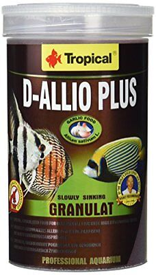 TROPICAL D Allio Plus Granulat Nourriture pour Aquariophilie 1000 ml