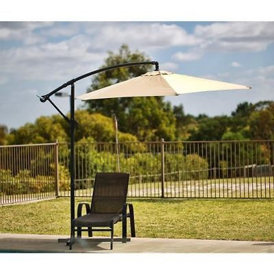 Outdoor Living Umbrella 2.7M