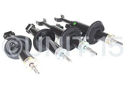 New Genuine Audi RS6 Plus C5 Quattro 2005 Front & Rear DRC Shock Absorber Set