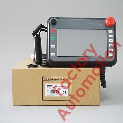 """*NEW* KINCO 7"""" Widescreen HMI touch panel SZ7ES Hand Held with Ethernet"""