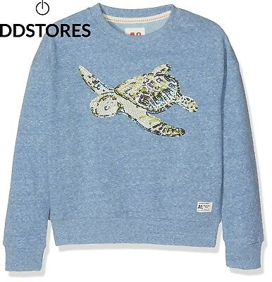 AO 76 Wide Turtle, Sweat-Shirt Fille