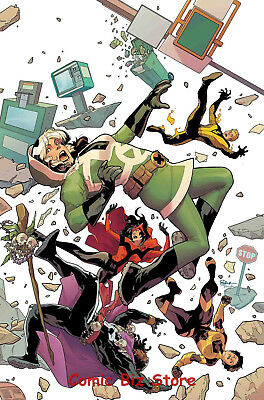 Uncanny Avengers #27 (2017) 1St Printing Bagged & Boarded Marvel Comics