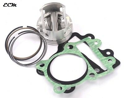 Stomp ZS155 Z 155cc Complete Piston Kit Head & Base Gasket Pit bike WPB DemonX