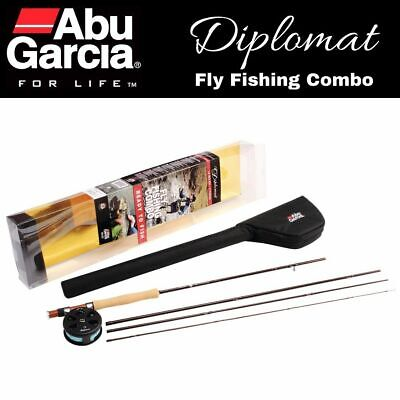 Abu Garcia Fly Fishing Travel Combo Diplomat Fly