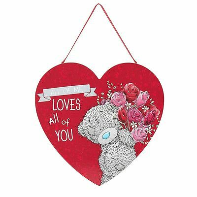 Me To You - Love Heart - Hanging Plaque - Brand New