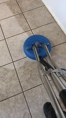 Tile Grout Turbo Hybrid High Pressure 2500 PSI Wand Spinner Force TH-40