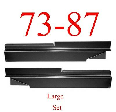 73 91 Chevy Blazer Left Slip-on Rocker Panel GMC Jimmy Suburban 0850-103