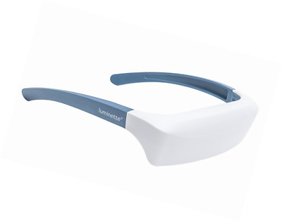 Luminette 2 - SAD Light Therapy Glasses - Improve your mood. Regulate your sleep