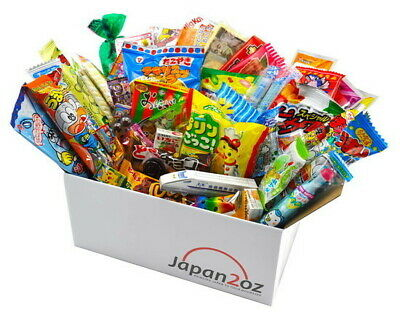 NEW! 50 PIECE JAPANESE CANDY SET SEPTEMBER Box Sweets Snacks Drink FREE AIRMAIL