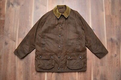 Barbour Men's A2200 Weather Worked Beaufort Jacket L Large Mint Rare RRP400$