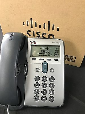 Cisco CP-7911G IP VOIP Office Phone Internet Telephone