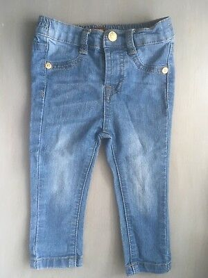 Baby Girl 7 For All Mankind Jeans