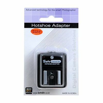 SMDV Hot Shoe Hotshoe Safe Sync Adapter SM-512 for SONY