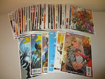 New X-Men #155-189  VF/NM (Full Lot of 35)   Marvel Comics 1991 Series, Austen