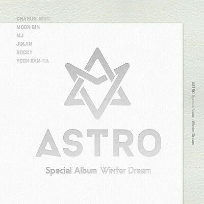 ASTRO [WINTER DREAM] Special Album CD+POSTER+Photobook+Postcard+Photocard SEALED