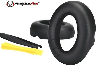 HeadphoneMate Replacement Ear Pads for Parrot Zik 2.0 Zik 2 & Zik 3 Headphones