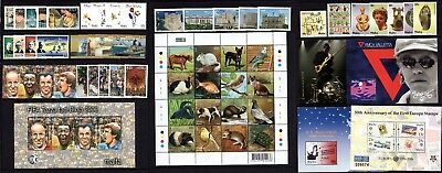 Malta 2006 Complete Year Set SG 1456 - 1514 Unmounted Mint