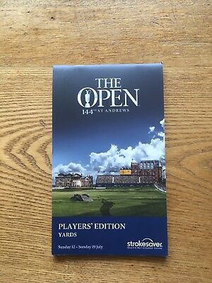 144th St Andrews Open Championship course guide