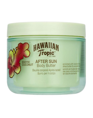 3 pack Hawaiian Tropic Coconut Body Butter After Sun 200ml