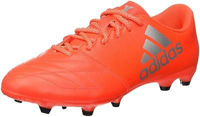 adidas X 16.3 Fg Leather, Chaussures de Football Homme