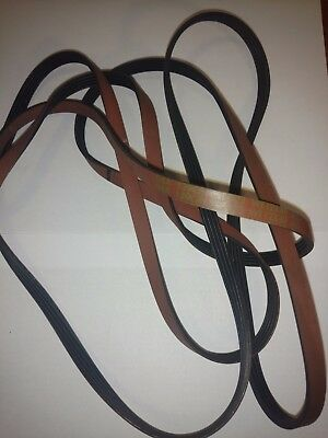 Ge General Electric Dryer Replacement Belt - # We12X49P - New Factory Part
