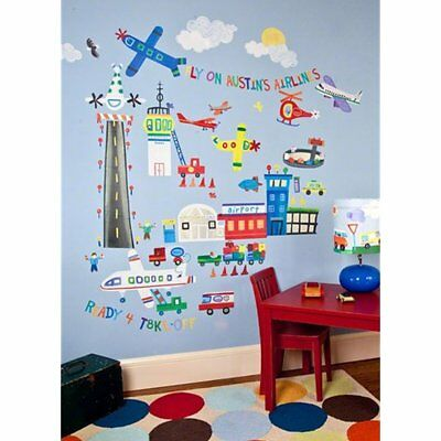 Oopsy Wall Dcor Daisy Airport Peel And Place Art, 54 By 45