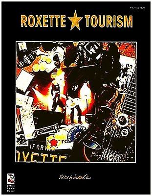 Roxette Tourism Songbook Piano Guitar Voices Noten Chords Lyrics Pictures