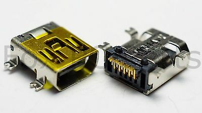 3X Gopro HERO3+ Silver Main Board Mini USB Data Sync Charge Port Repair Part
