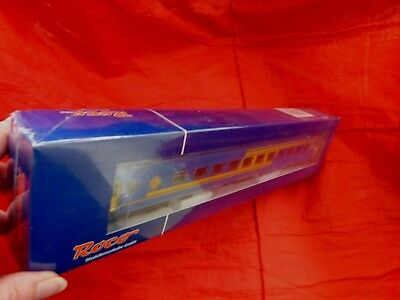 Roco 45774 Ho Gauge Renfe Spanish Restaurant Car - 50 71 85-70 802-5 Boxed - New