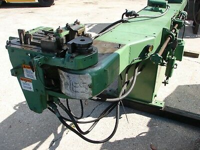 Pines Hydraulic Mandrel Tube Bender pipe bender hydraulic bender