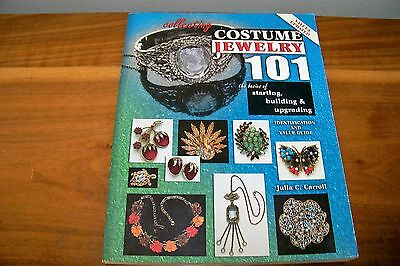 Identification/price Guide Book Collecting Costume Jewelry 101