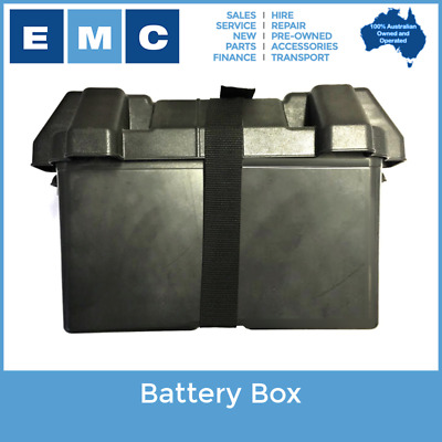 Battery Box for Golf Carts