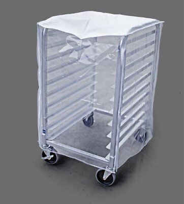 OpenBox New Star Foodservice 36534 Commercial Sheet Pan Rack Cover, PVC, 10-Tier