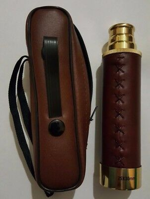 Tasco 25x30 Spy Glass Telescope, Carry case included, excellent condition